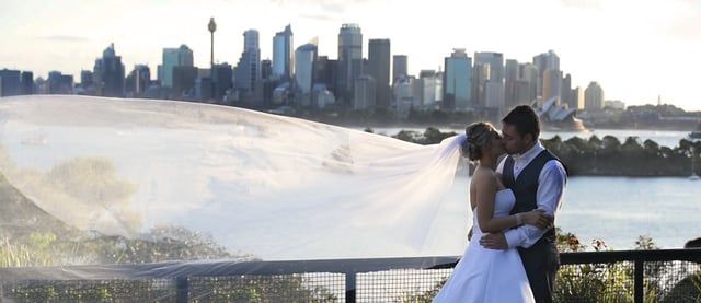 Amazing wedding video filmed in Sydney at Coogee Beach, Taronga Zoo and Taronga Centre