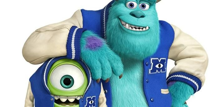 MONSTERS UNIVERSITY clips & interview videos!