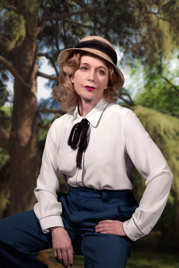 cindy sherman's first show in five years is an homage to ageing screen queens…