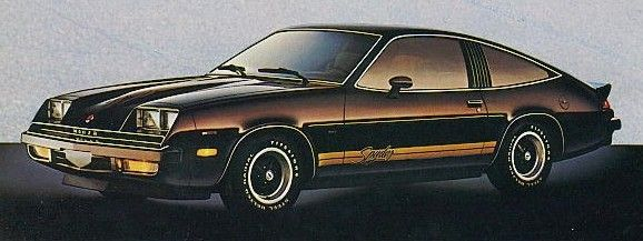 17 Best Images About Chevy Monza Spyder And Mirage On