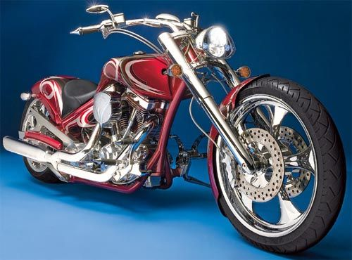 American Ironhorse Slammer