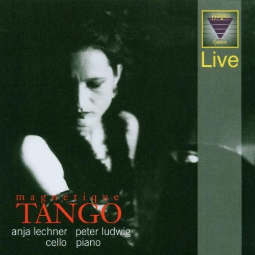 Peter Ludwig/Anja Lechner - Magnetique Tango