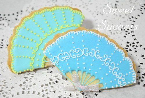 Fan Sugar Cookies 2