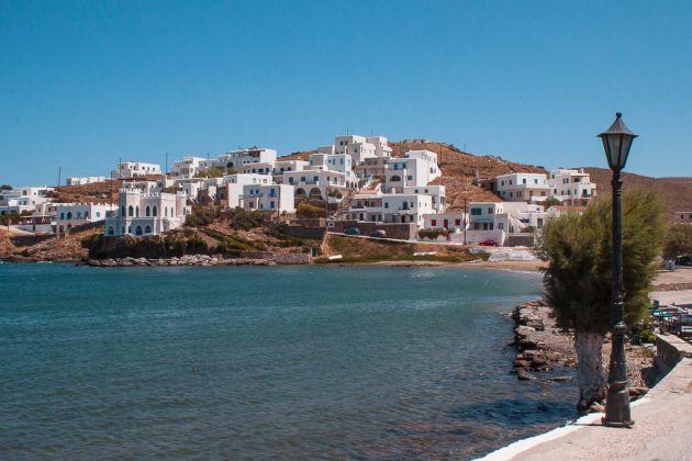 LANDSCAPE - GREECE - KYTHNOS - SEA