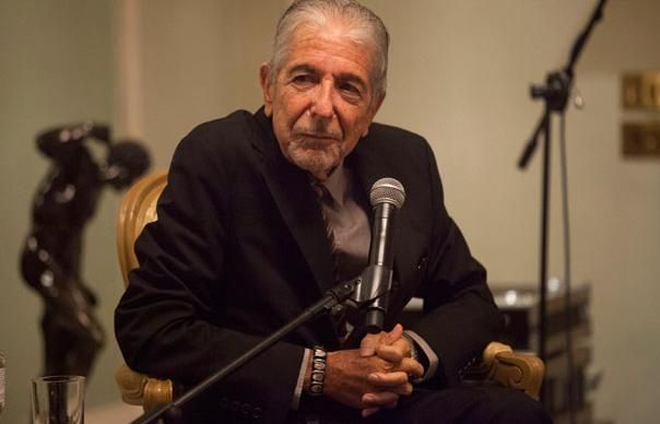 """I'm a closet optimist"": Leonard Cohen, September 16, 2014, London GREAT INTERVIEW ARTICLE"