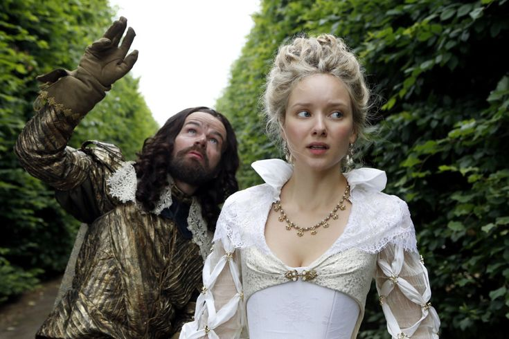 "Still of Stephen Walters in ""The Musketeers""."