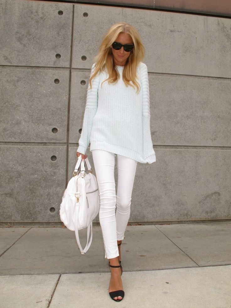 14 best White Dresses White Jeans images on Pinterest | White ...