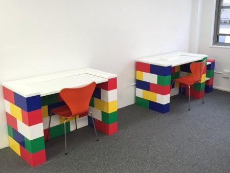 Programa diseño muebles Lego