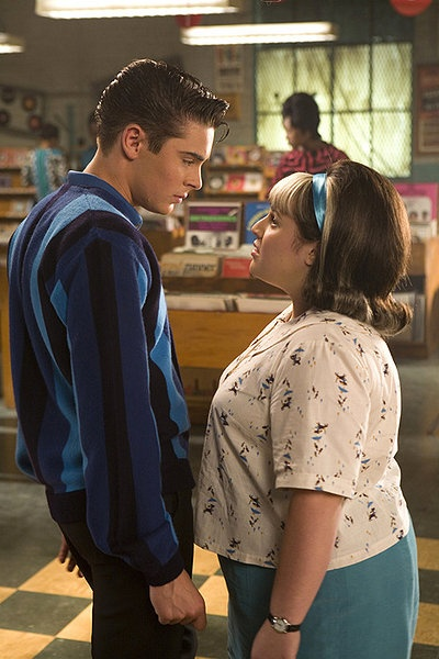Hairspray. Not really a Zac Efron fan but I thought he was brilliant in this film :D