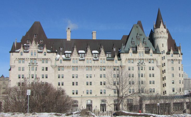 Château Laurier - Wikiwand
