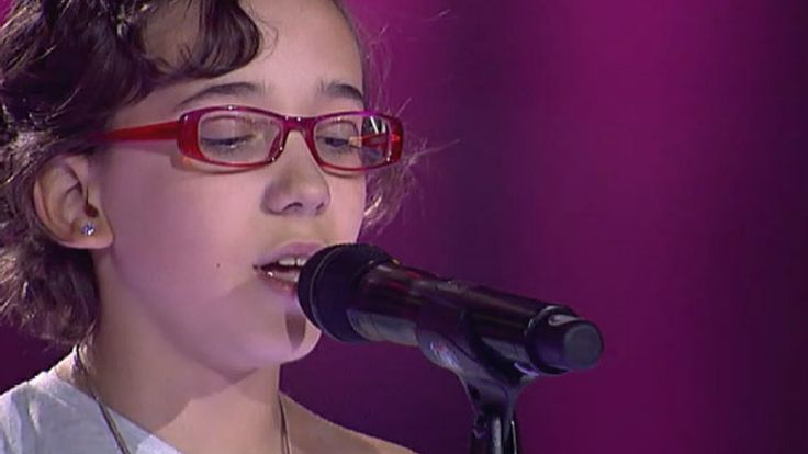 Iraila Latorre, la dulce concursante de 'La Voz Kids' de España que falleció a los 12 años [FOTOS] #Trome