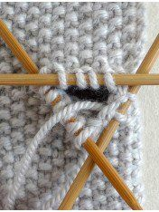 Intermediate Knitting, Double Pointed Needles: Mondays, October 24 + 31, 6:30-8:30pm