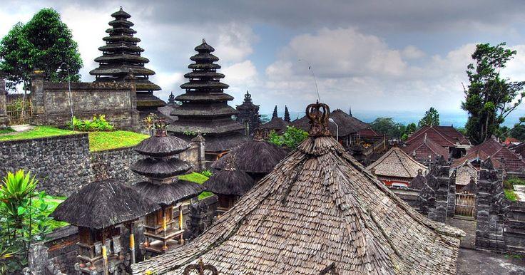 Pura Besakih, Bali - Sean McGrath