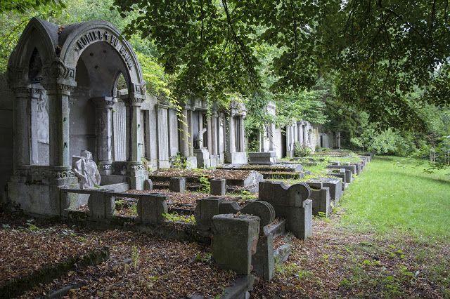Hřbitov v Krásném Březně - část 1