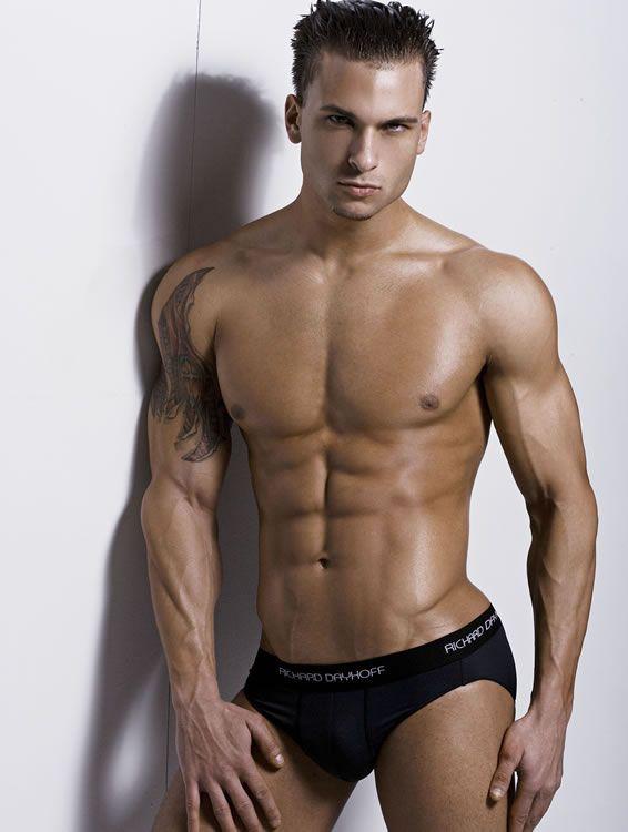 Richard Dayhoff underwear - brief Chuck Ryan Strogish by