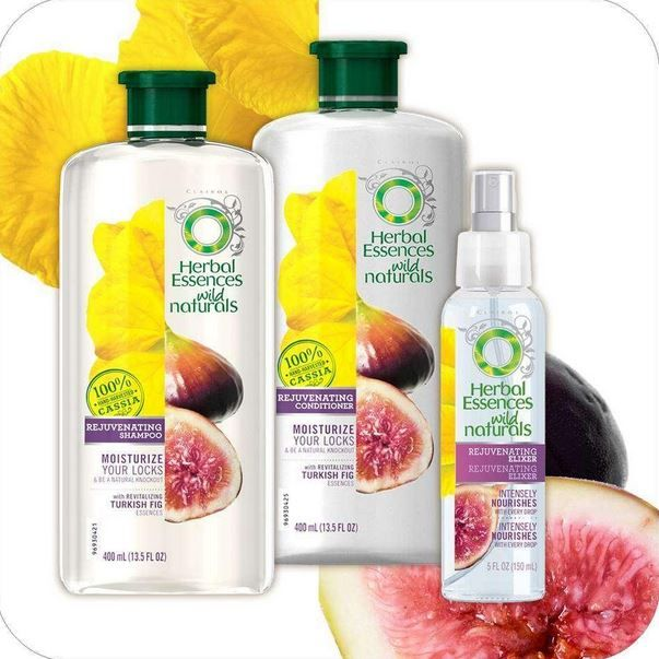 FREE Herbal Essences Wild Naturals Rejuvenating Collection! • Canadian Savers