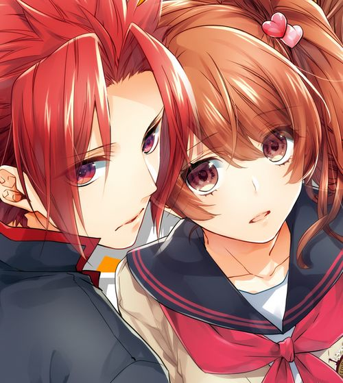 Brothers Conflict- Yusuke x Ema #Anime