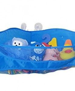 Bath-Toy-Storage-Organizer-Bag-Bath-Basket-Best-Toy-Storage-Idea #toys for toddler boys #toys for children #top kids toys #soft toys #cool baby toys #cheap baby toys #best toys for kids #best toys for infants #best toys for babies