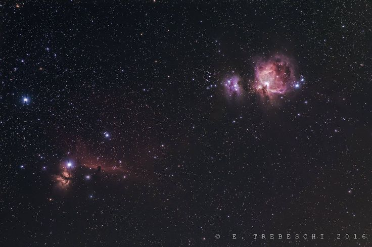 """Elisabetta TrebeschiSkyWatcher StarAdventurer and AllView 19 minuten ·    Taken with 1100D fullspectrum + eos clip astronomik L and Canon 70-200 f4: 10 shots at 3' f4 iso1600/800 200mm. darks and flats. Star Adventurer. One shot at 50"""" for nucleus. Post production DSS and Photoshop. From Italy, Tuscany"""