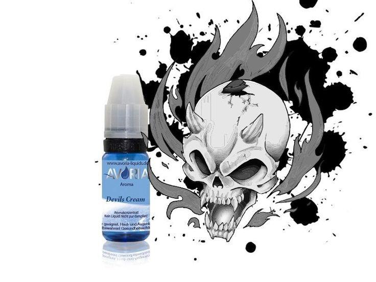 Aroma Devil's Cream | Crazy Aromen | Aromen | Avoria-Liquids Online Shop