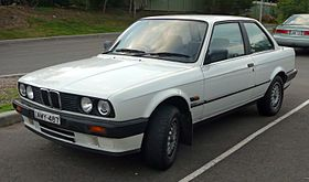 Lastly, moving on to cars, this is a second generation BMW 3 series. It was made from 1982 to 1995 and is a revered classic car. It has a relatively low curb weight for a car its size, between 2359 and 3016 pounds. Its horsepower also ranged from 89 to 169 depending on the engine size and trim level. The 80s era of cars were smaller, lighter, and all round just more fun to drive than their modern variants.