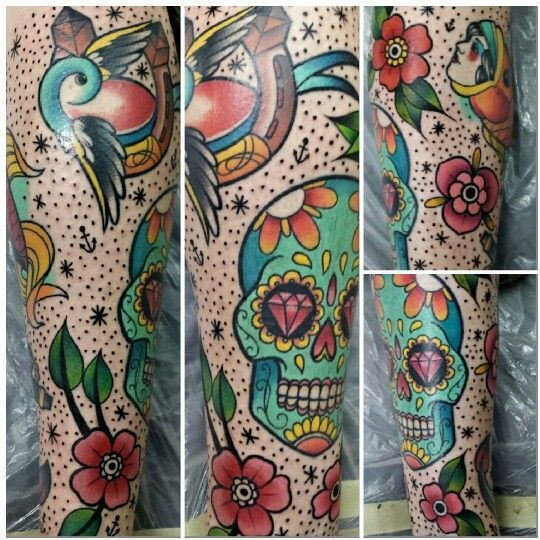 Traditional Tattoo Sleeve Filler: 36 Best Tattoo Sleeve Fill In Ideas Images On Pinterest