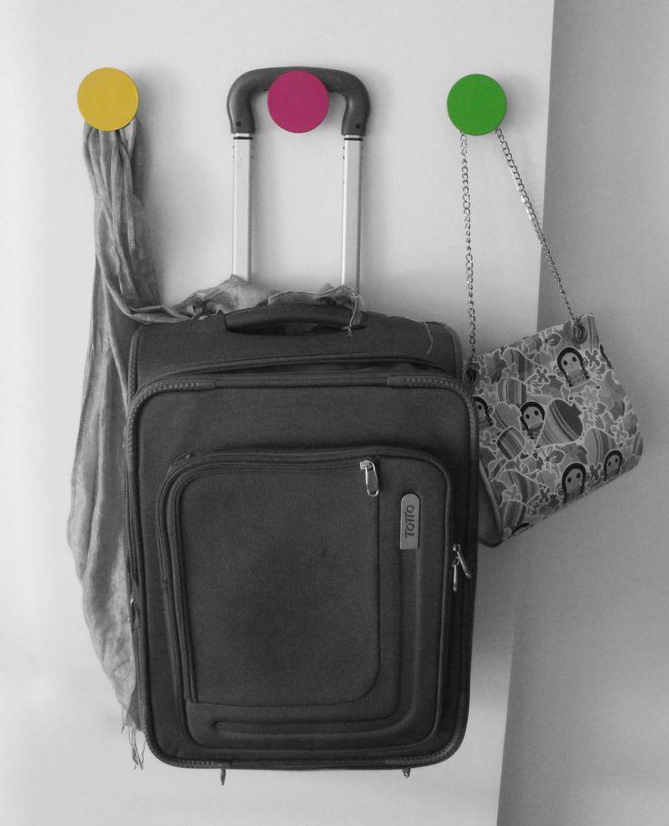 Nombre: Perchero Botón + Diseño: Nicolas Estrada G. + Bogotá, Colombia + https://www.facebook.com/nego