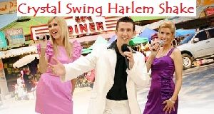 Once you've seen Crystal Swing doing the Harlem Shake there's not much left to see!