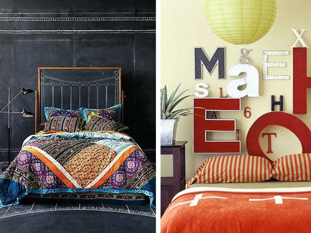17 migliori idee su fai da te in camera da letto su for Testiera letto originale