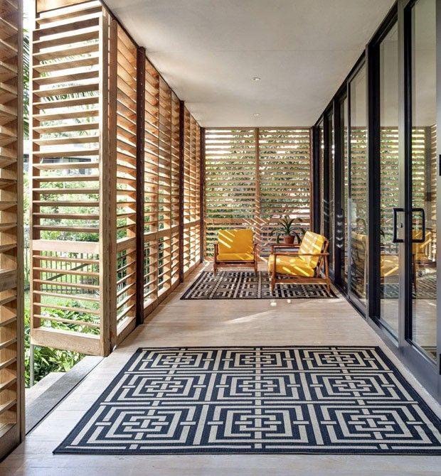 Leve, transparente e feita pelos donos - Casa Vogue | Casas