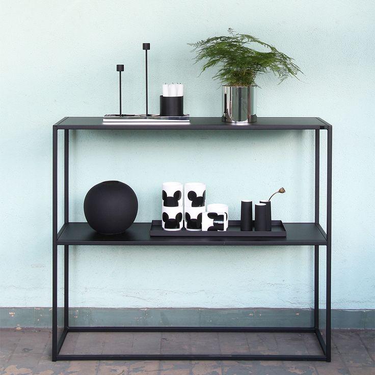 Schön Die Besten 25+ Sideboard Schwarz Ideen Auf Pinterest, Möbel