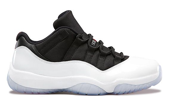 528895-110 Air Jordan 11 Low-White-Black-True Red $114    http://www.jordankicksonfires.com/528895-110-air-jordan-11-low-white-black-true-red-663.html
