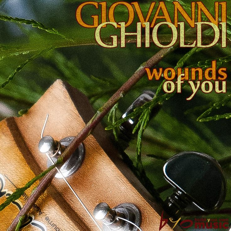'Wounds of you' di Giovanni Ghioldi, il primo brano completamente prodotto da ByoMusic. http://byomusic.it/