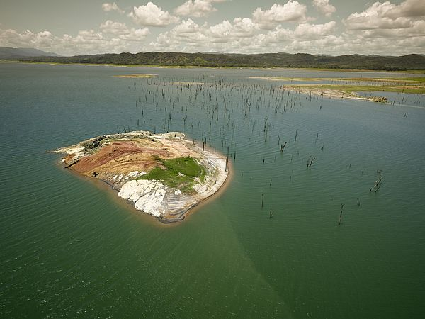 Gatun Lake Panama Canal