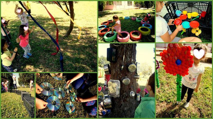 Προσχολική Παρεούλα : Παιχνίδια της αυλής (αφήστε τα παιδιά να παίξουν )..