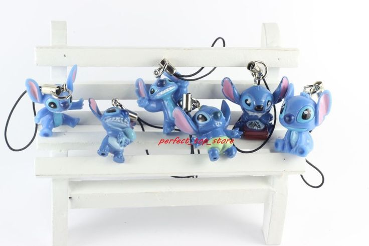 1set 12pcs PVC stitch Charms Pendants mobile phone strap Charms #Handmade