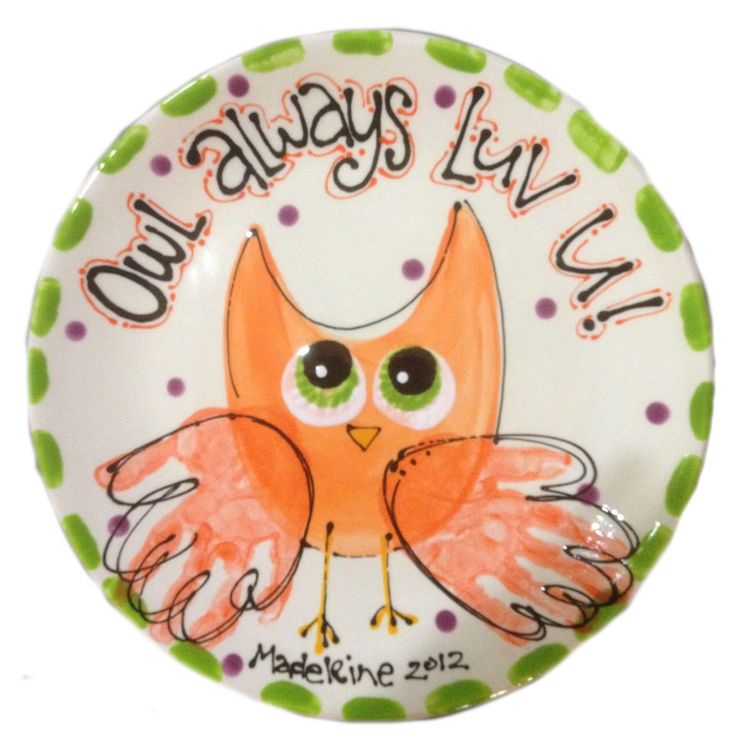 Pottery Plate Paint Ideas | Two Words, Two Days, Two Classes | As You Wish Pottery