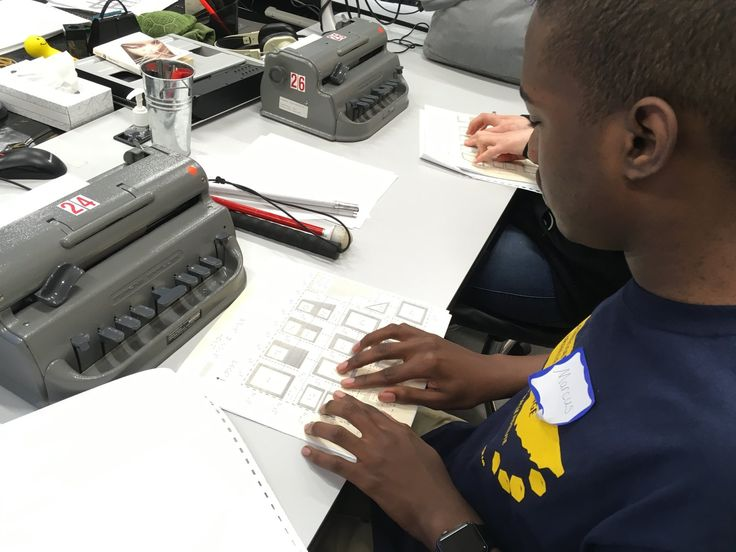 As Braille Literacy Declines, Reading Competitions Held To Boost Interest : NPR