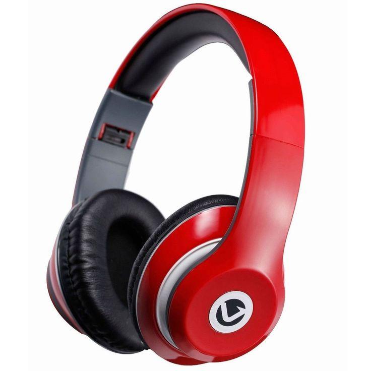 Volkano Falcon Series Headphones #VF401-R