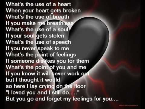 Broken Heart Poems That Make You Cry In English