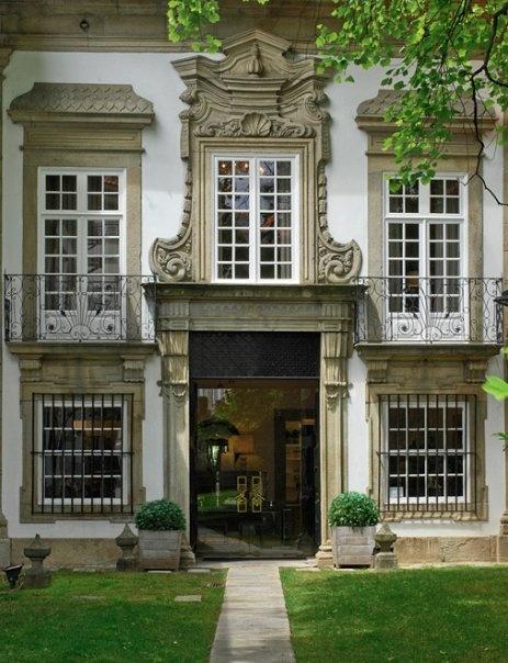 Casa do Passadiço - Braga, Portugal