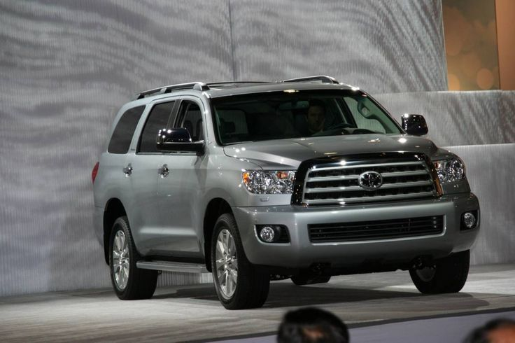 2016 Toyota Sequoia Price and Changes - http://2016newcars.info/2016-toyota-sequoia-price-and-changes/