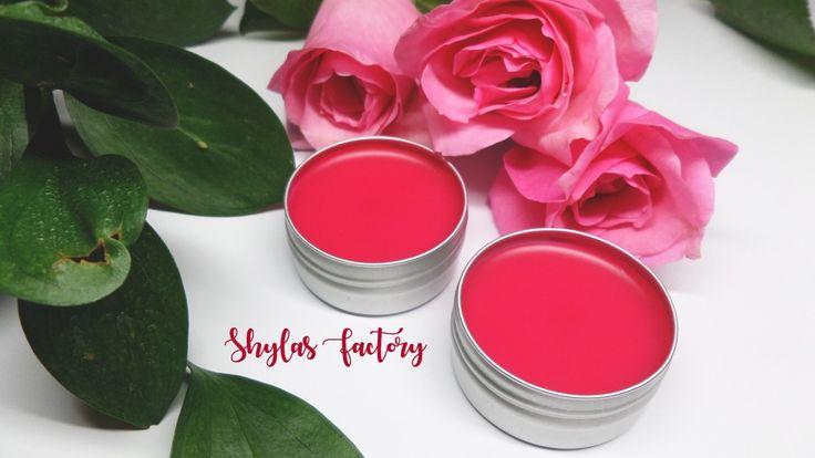 Pink Fantastic natural tintbalm