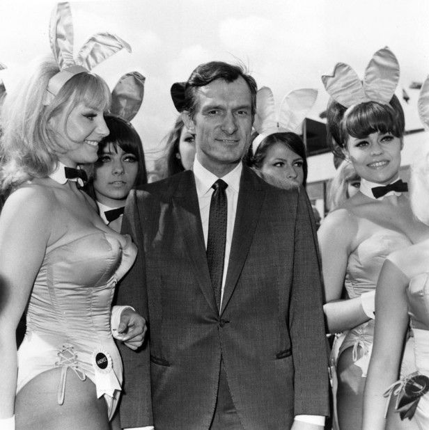 Playboy Founder Hugh Hefner Passes Away At The Age Of 91; Photos Through  The Years September 27 2017