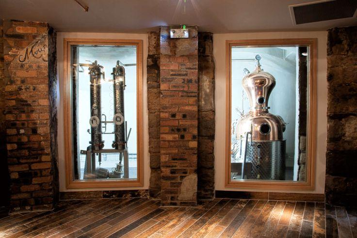 Edinburgh Gin Distillery Tours!
