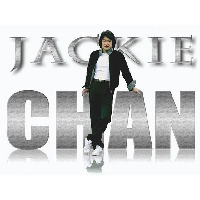 - JACKIE CHAN  { #jackiechan }