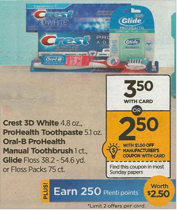 LAST CHANCE: Free Crest & Oral-B at Rite Aid - http://dealmama.com/2016/11/last-chance-free-crest-oral-b-rite-aid/