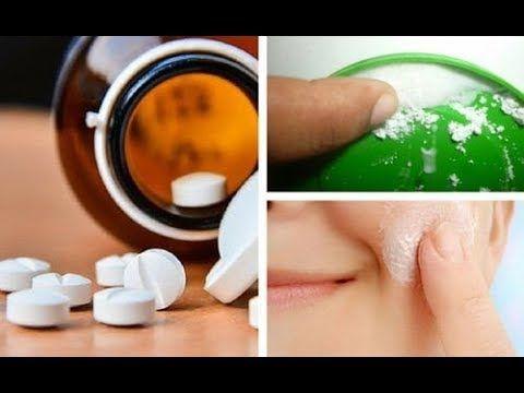 Gli usi dell'aspirina per abbellire la pelle del viso - YouTube