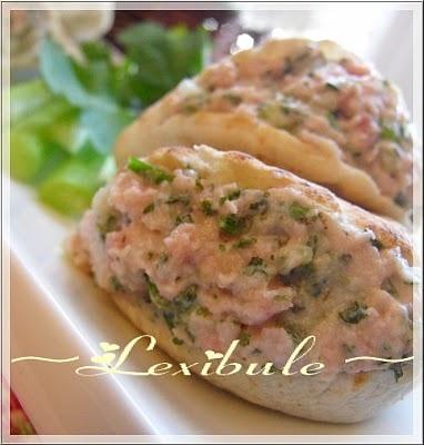 Salade de jambon pour sandwich