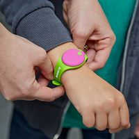 Just in Case: Safety Bracelets - GPS Tracking if child wanders off